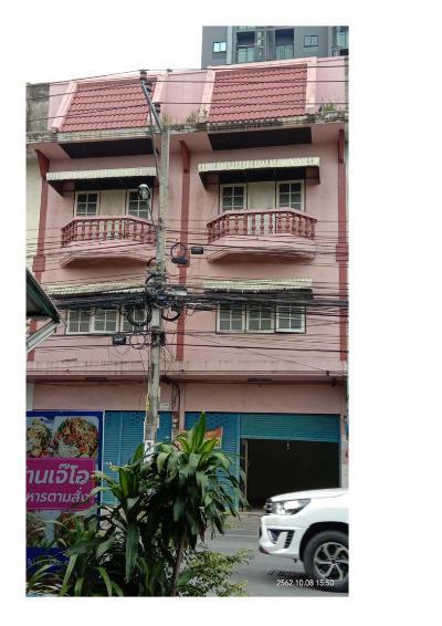 อาคารพาณิชย์ 14000000 นนทบุรี บางใหญ่ เสาธงหิน